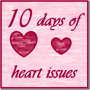 10 days of heart issues