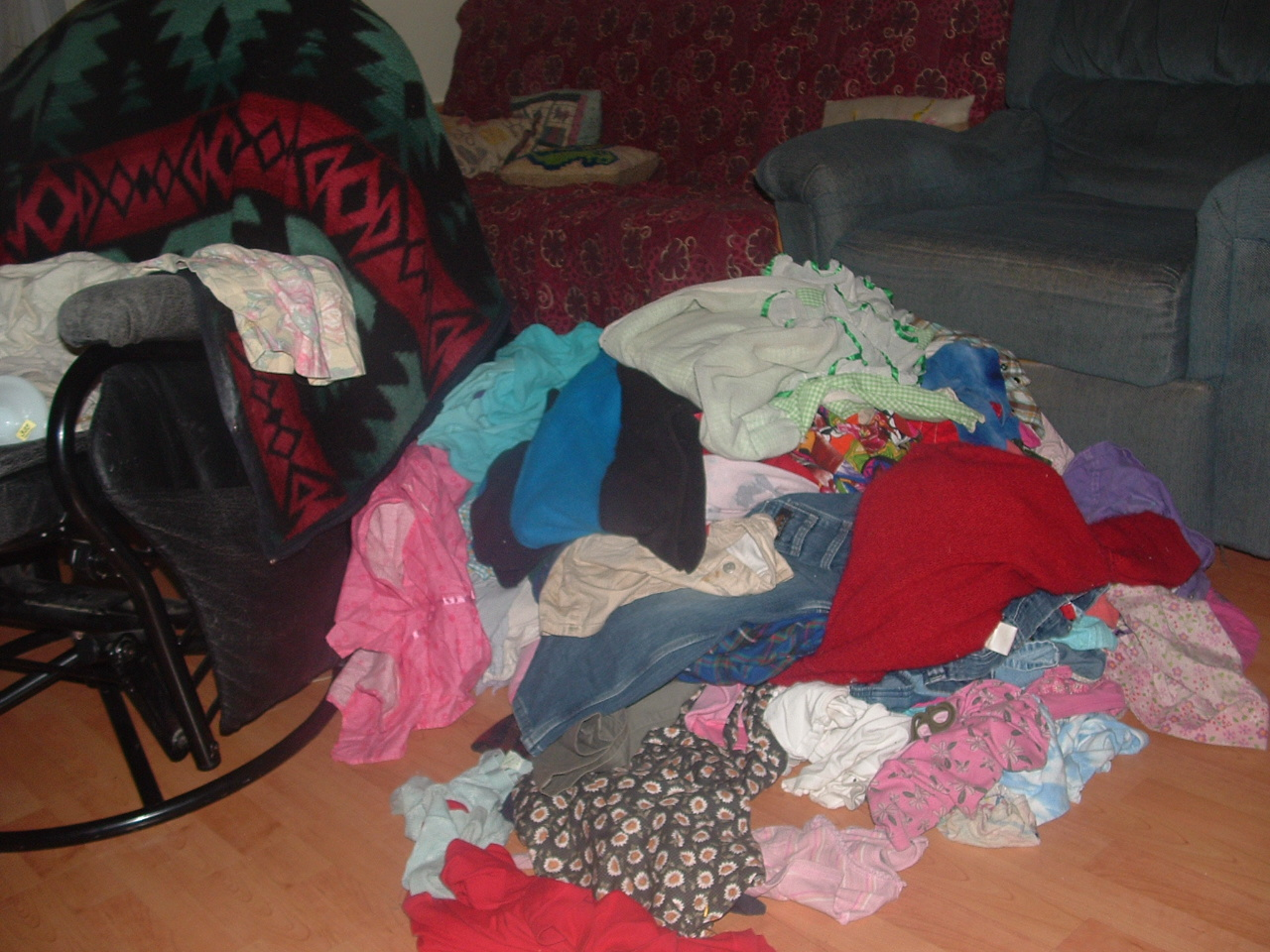 Torah home management – decluttering