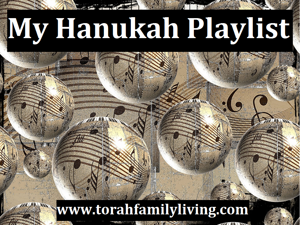 My Chanukah playlist