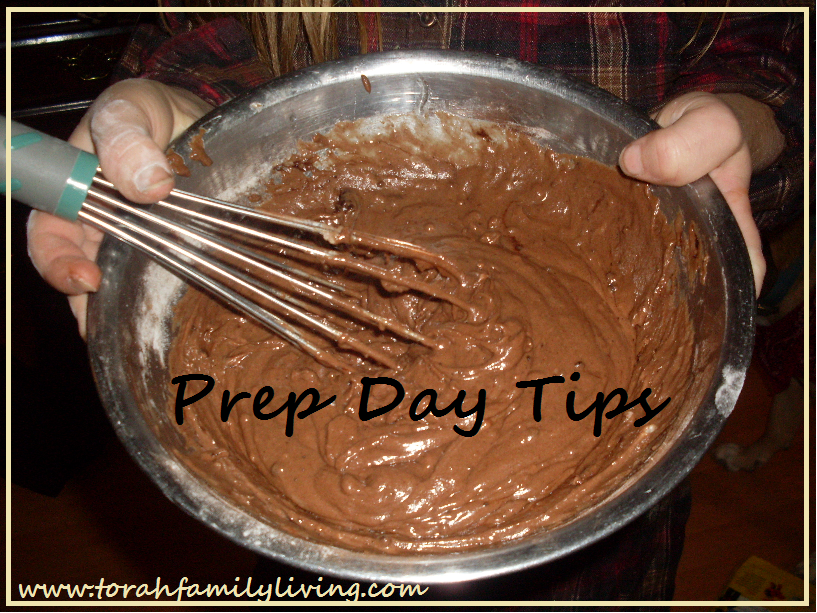 prep day tips