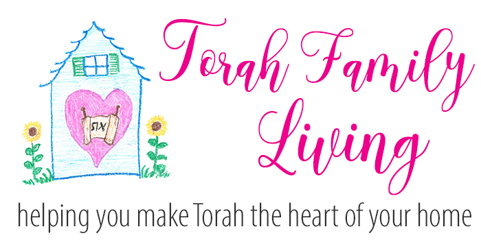 Hebrew flashcards - Torah Family Living