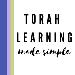 torah learning