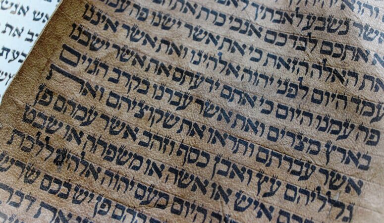 What are Torah portions?
